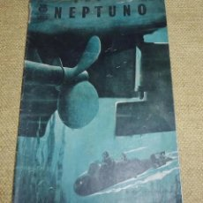 Militaria: REVISTA NEPTUNO Nº 53, EN PORTUGUÉS Y ESPAÑOL, II GUERRA MUNDIAL. Lote 183742908