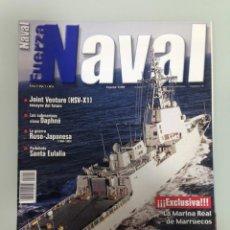 Militaria: FUERZA NAVAL 4, POSTER,FRAGATA F-101,MARINA REAL DE MARRUECOS,JOINT VENTURA HSV-X1,CUTTY SARK,DAPHNE. Lote 194290787