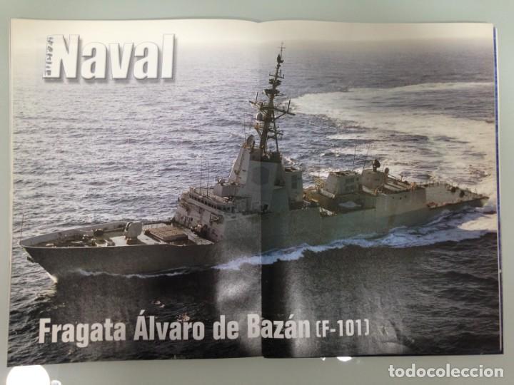 Militaria: FUERZA NAVAL 4, POSTER,FRAGATA F-101,MARINA REAL DE MARRUECOS,JOINT VENTURA HSV-X1,CUTTY SARK,DAPHNE - Foto 3 - 194290787
