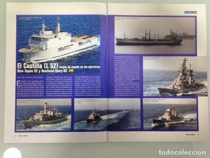 Militaria: FUERZA NAVAL 4, POSTER,FRAGATA F-101,MARINA REAL DE MARRUECOS,JOINT VENTURA HSV-X1,CUTTY SARK,DAPHNE - Foto 4 - 194290787