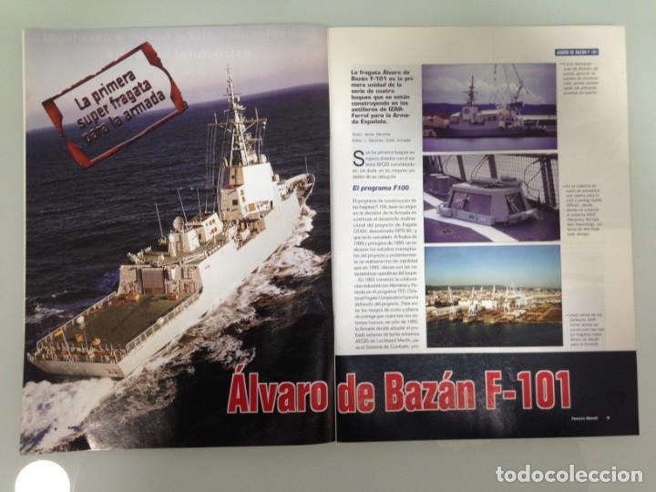 Militaria: FUERZA NAVAL 4, POSTER,FRAGATA F-101,MARINA REAL DE MARRUECOS,JOINT VENTURA HSV-X1,CUTTY SARK,DAPHNE - Foto 5 - 194290787