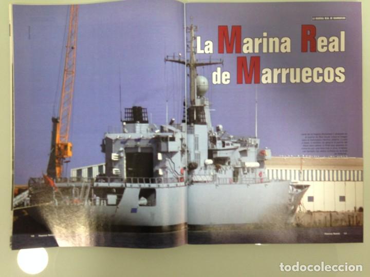 Militaria: FUERZA NAVAL 4, POSTER,FRAGATA F-101,MARINA REAL DE MARRUECOS,JOINT VENTURA HSV-X1,CUTTY SARK,DAPHNE - Foto 6 - 194290787