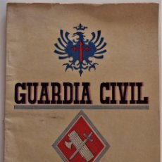 Militaria: GUARDIA CIVIL, REVISTA OFICIAL DEL CUERPO Nº 249 - ENERO 1965 - CALATAYUD, ALMAZÁN. Lote 186336461