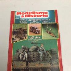 Militaria: MODELISMO HISTORIA. Lote 187305938