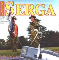 Militaria: SERGA. 18. JULIO 2002. Lote 187368940