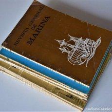 Militaria: LOTE 9 REVISTA GENERAL DE MARINA AÑOS 1973-1974 - VER RELACIÓN. Lote 188478253
