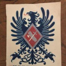 Militaria: REVISTA OFICIAL DE LA GUARDIA CIVIL, SEPTIEMBRE DE 1954. Lote 190197306