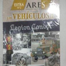 Militaria: EXTRA N° 2 ARES LOS VEHÍCULOS DE LA LEGIÓN CONDOR. Lote 190712948