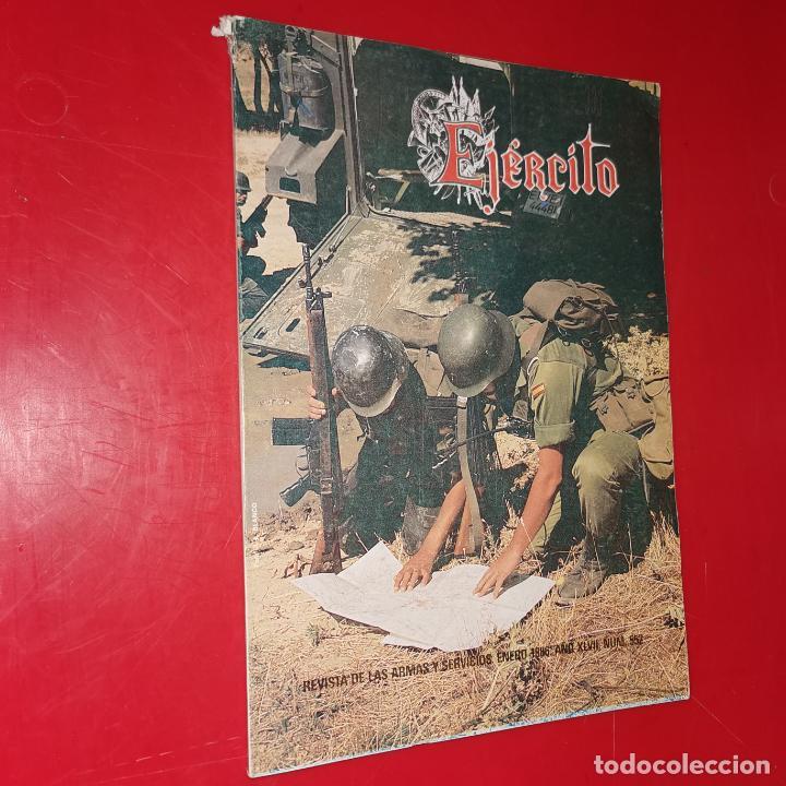 REVISTA EJERCITO ENERO 1986 NUMERO 552 (Militar - Revistas y Periódicos Militares)
