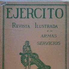 Militaria: 29935 - EJERCITO - REVISTA ILUSTRADA DE LAS ARMAS Y SERVICIOS - Nº 18 - AÑO 1941. Lote 193044946