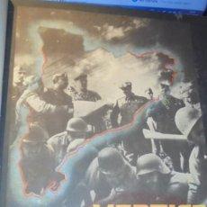 Militaria: 1 VOLUMEN REVISTA VERTICE - + SUPLEMENTOS NOVELA VERICE - Nº FEBRERO 1939 - Nº FEBRERO 1940 - Nº MAY. Lote 193631581
