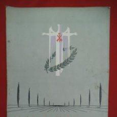 Militaria: LA LEGIÓN , REVISTA DE LOS TERCIOS NOVIEMBRE DE 1971. Lote 193822625