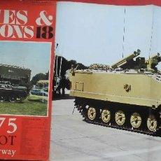 Militaria: ARMIES & WEAPONS Nº 18. Lote 194211872
