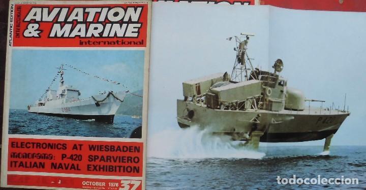 AVIATION & MARINE Nº 37 (Militar - Revistas y Periódicos Militares)
