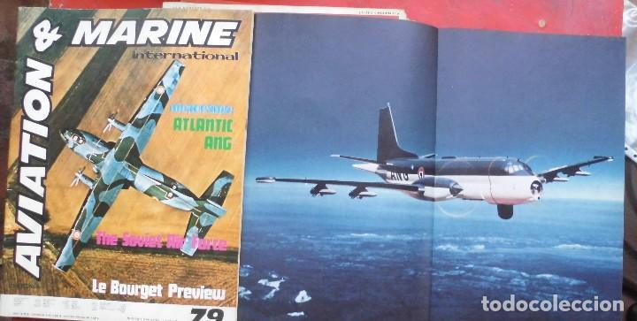 AVIATION & MARINE Nº 79 (Militar - Revistas y Periódicos Militares)