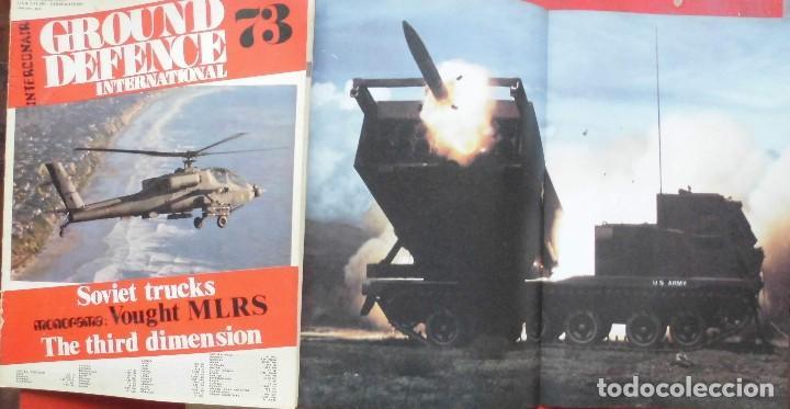 GROUND DEFENDER Nº 73 (Militar - Revistas y Periódicos Militares)