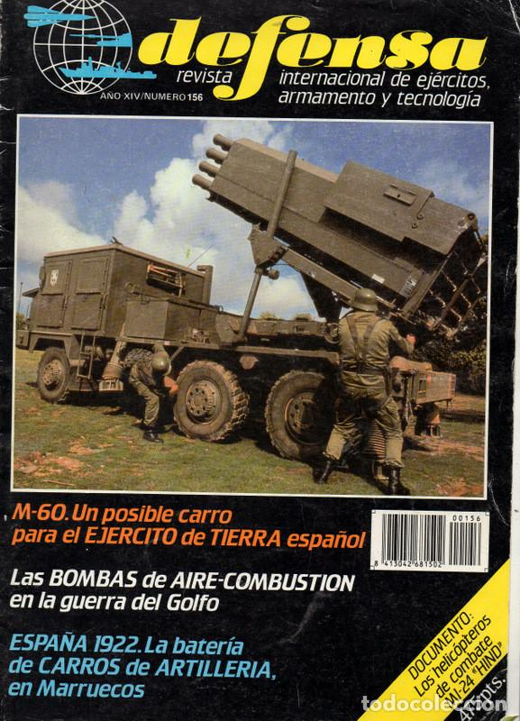 Militaria: Revista Defensa, nº 156 - Foto 1 - 194247858