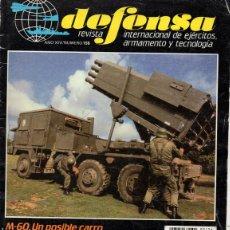 Militaria: REVISTA DEFENSA, Nº 156. Lote 194247858