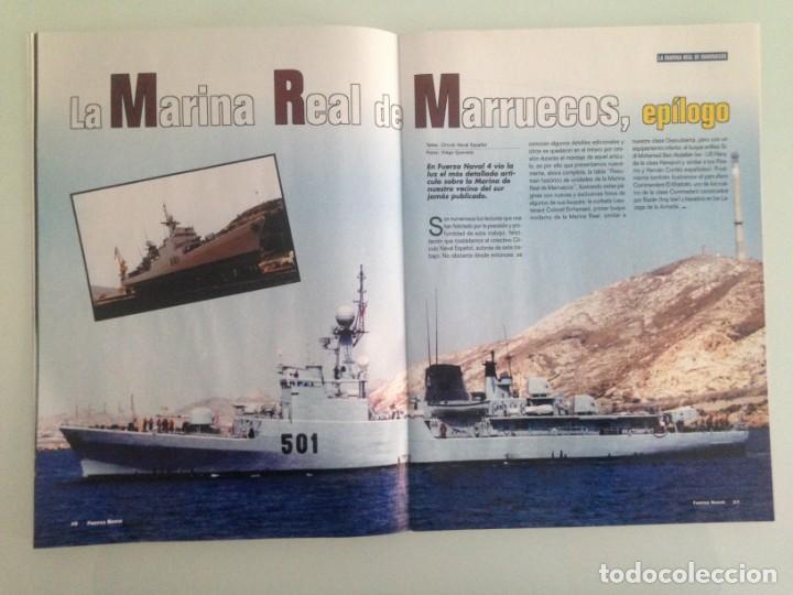 Militaria: FUERZA NAVAL 6, POSTER, OPERACIÓN SOCOTORA, MARINA DE MARRUECOS, EL KALIMA, LA ARMADA Y EL PRESTIGE, - Foto 6 - 194290752