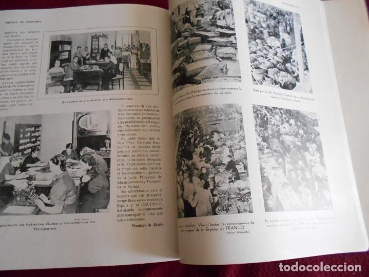 Militaria: revista guerra civil monopolis año 1937 editada en malaga - Foto 3 - 194300571