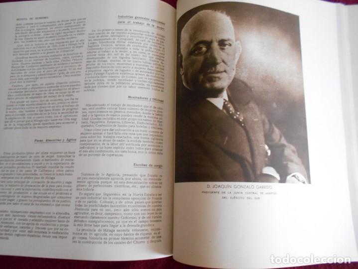 Militaria: revista guerra civil monopolis año 1937 editada en malaga - Foto 4 - 194300571