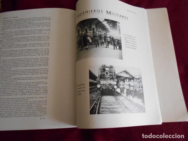 Militaria: revista guerra civil monopolis año 1937 editada en malaga - Foto 7 - 194300571