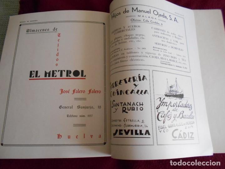 Militaria: revista guerra civil monopolis año 1937 editada en malaga - Foto 8 - 194300571