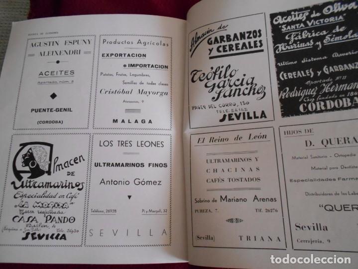 Militaria: revista guerra civil monopolis año 1937 editada en malaga - Foto 9 - 194300571