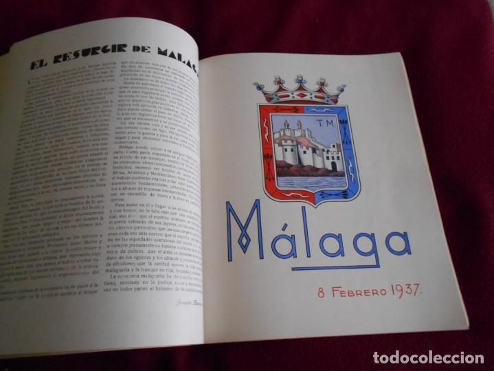 Militaria: revista guerra civil monopolis año 1937 editada en malaga - Foto 10 - 194300571