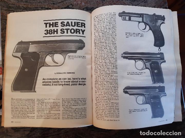 Militaria: LIBRO ANUARIO ARMAS USA. GUN DIGEST 37 ANNIVERSARY 1983 DELUXE EDITION. USADA BUEN ESTADO. - Foto 3 - 194381310