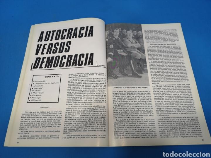 Militaria: REVISTA POLICÍA ESPAÑOLA, NÚMERO 200, AÑO 1978 - Foto 4 - 194768337