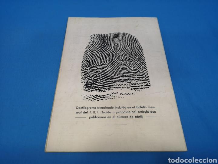 Militaria: REVISTA POLICÍA ESPAÑOLA, NÚMERO 91 y 92, AÑO 1969 - Foto 5 - 194769500