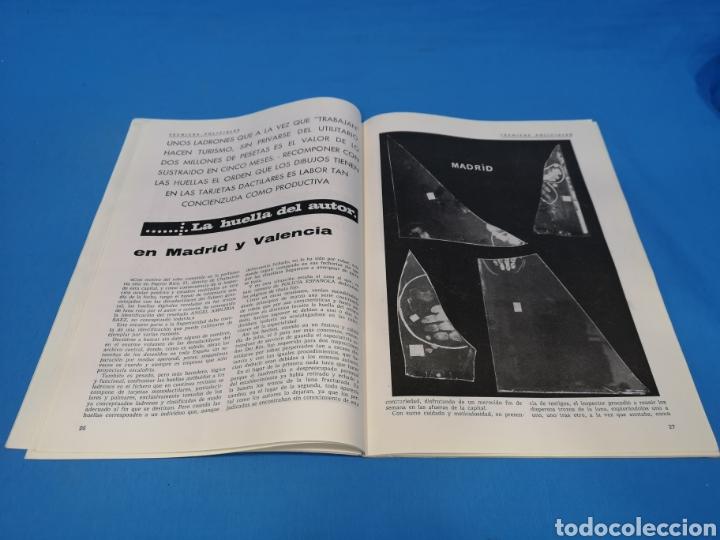 Militaria: REVISTA POLICÍA ESPAÑOLA, NÚMERO 103-104, AÑO 1970 - Foto 4 - 194770150