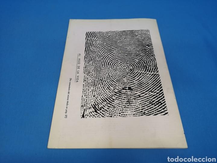 Militaria: REVISTA POLICÍA ESPAÑOLA, NÚMERO 103-104, AÑO 1970 - Foto 5 - 194770150