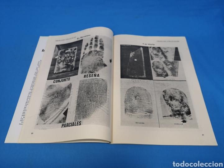 Militaria: REVISTA POLICÍA ESPAÑOLA, NÚMERO 74, AÑO 1968 - Foto 3 - 194770875