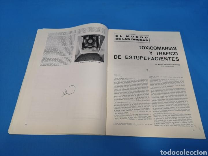 Militaria: REVISTA POLICÍA ESPAÑOLA, NÚMERO 99, AÑO 1970 - Foto 4 - 194771327