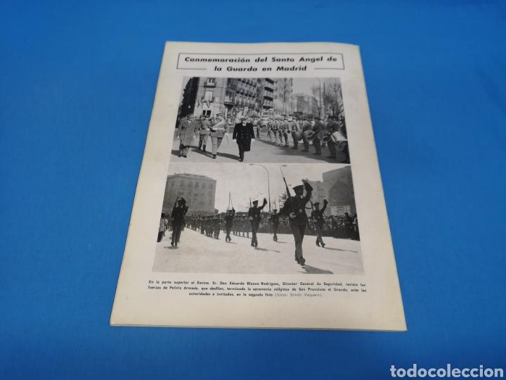 Militaria: REVISTA POLICÍA ESPAÑOLA, NÚMERO 99, AÑO 1970 - Foto 5 - 194771327