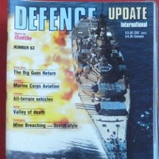 Militaria: DEFENCE UP DATE AÑO 1982 Nº 63. Lote 195000975