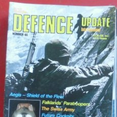 Militaria: DEFENCE UP DATE AÑO 1982 Nº 65. Lote 195001235