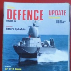 Militaria: DEFENCE UP DATE AÑO 1982 Nº 66. Lote 195001427
