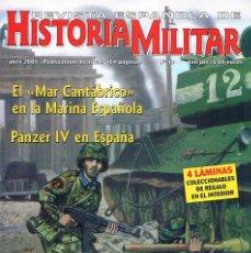 Militaria: REVISTA ESPAÑOLA DE HISTORIA MILITAR NUMERO 10 BERLIN A MUERTE. Lote 195124178