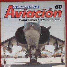 Militaria: EL MUNDO DE LA AVIACIÓN. PLANETA AGOSTINI. FASCÍCULO Nº 60. Lote 195180612
