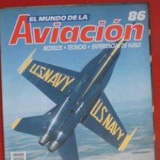 Militaria: EL MUNDO DE LA AVIACIÓN. PLANETA AGOSTINI. FASCÍCULO Nº 86. Lote 195182628