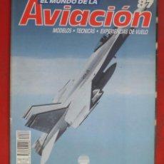 Militaria: EL MUNDO DE LA AVIACIÓN. PLANETA AGOSTINI. FASCÍCULO Nº 87. Lote 195182797