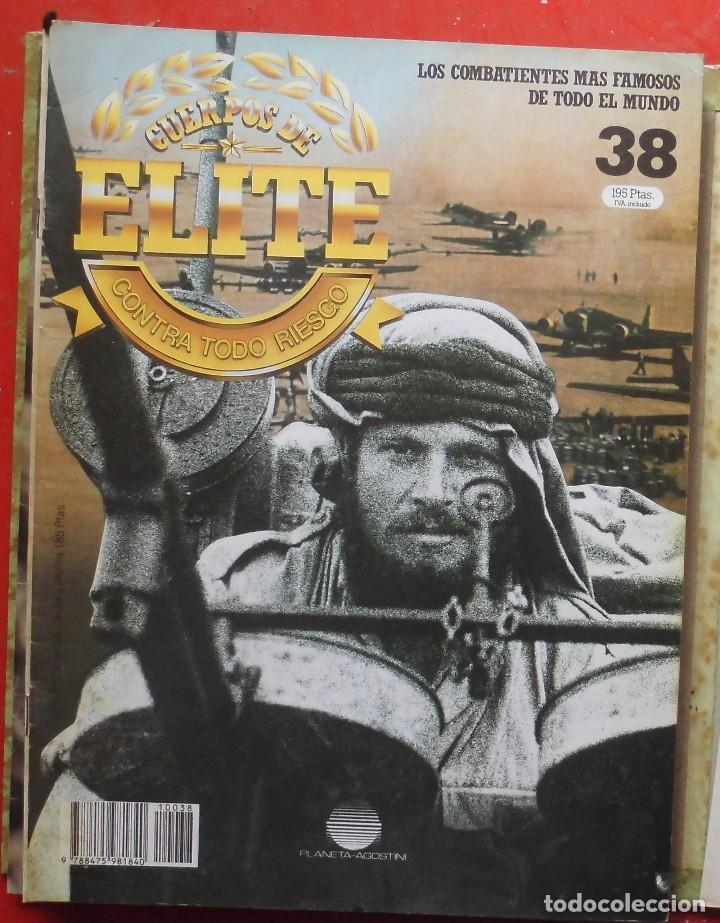 CUERPOS DE ELITE Nº 38 (Militar - Revistas y Periódicos Militares)