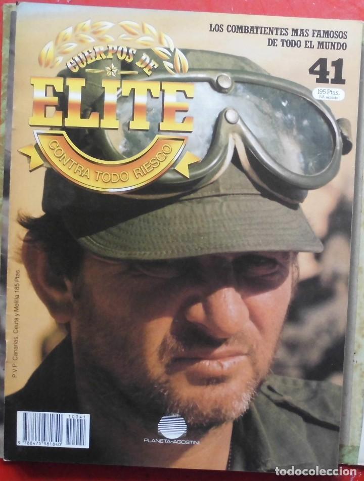 CUERPOS DE ELITE Nº 41 (Militar - Revistas y Periódicos Militares)