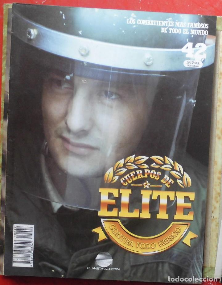 CUERPOS DE ELITE Nº 42 (Militar - Revistas y Periódicos Militares)