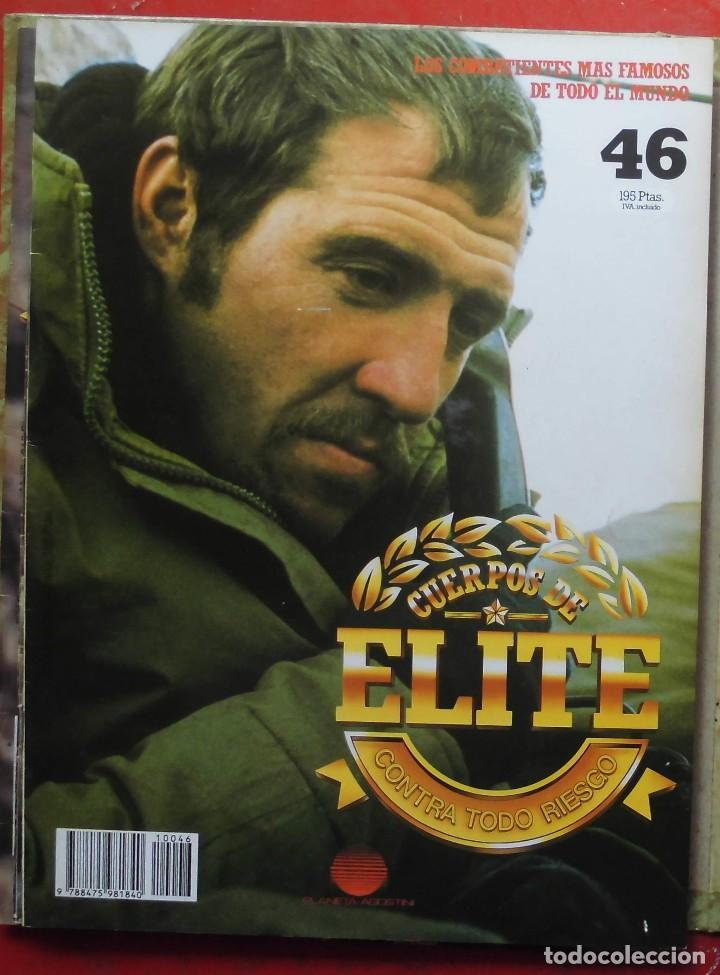 CUERPOS DE ELITE Nº 46 (Militar - Revistas y Periódicos Militares)