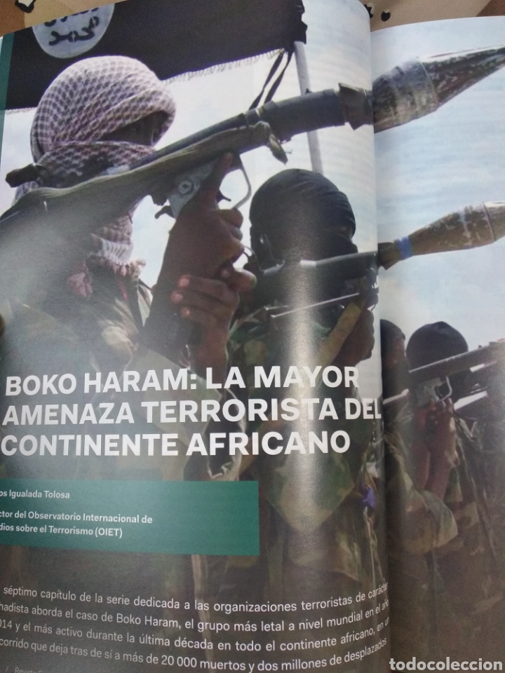 Militaria: REVISTA EJERCÍTO DE TIERRA NÚMERO 945 AÑO 2019 - Foto 4 - 195307815
