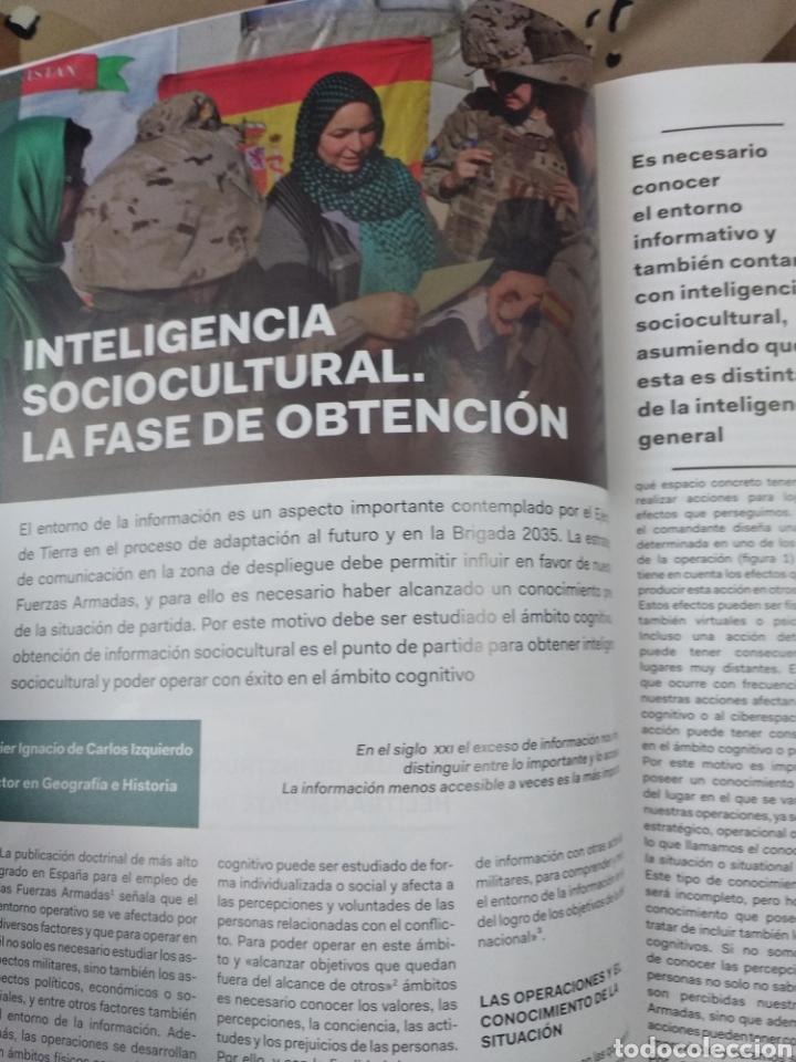 Militaria: REVISTA EJERCÍTO DE TIERRA NÚMERO 945 AÑO 2019 - Foto 5 - 195307815